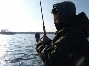 Verslag visdag 12 maart 2016 geconcentreerde blik